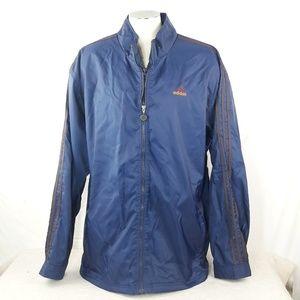 Adidas Windbreaker Full Zip Jacket